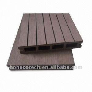 Recycled Wood Plastic Flooring Plank