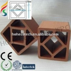 ecotech wpc post, CE,ASTM,ROHS,ISO9001,ISO14001cetified