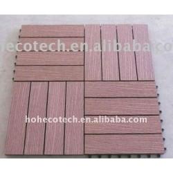 滑り止めDIYのfashionalの床板の洗浄部屋/Bathroomは木製のフロアーリングを身に着けているResistan