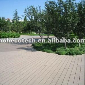 WPC garden flooring and patio flooring