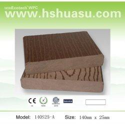 140x25mmの装飾的な床板