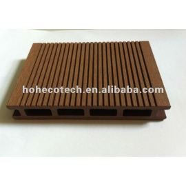 wpc flooring new material wpc(wood plastic composite) Decking /flooring (CE, ROHS, ASTM,ISO9001,ISO14001, Intertek)