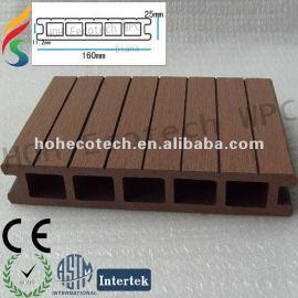 eco-friendly WPC wood plastic composite decking composite flooring