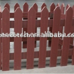 huasu hot sale water-proof wpc fencing (CE ROHS)