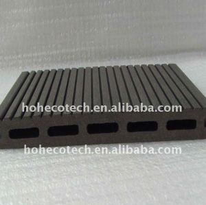 THIN stable Hollow design household/outdoor flooring/decking Composite decking(CE, ROHS...)