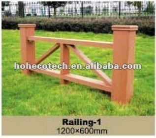 Legno plastica giardino recinzione e ringhiera ( ce rohs )