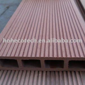 Novo eco - friendly madeira - compósitos de plástico placa de revestimento wpc 135h25