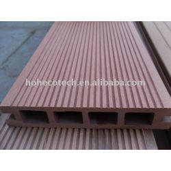 新しく環境に優しい木プラスチック合成物WPCの床板135H25