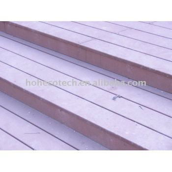Expo!Composite Decking, CE,ASTM,ISO9001,ISO14001approved