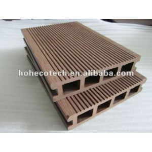 Wood Plastic composite Decking/ wpc decking / composite wood / outdoor floor /garden floor