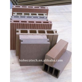 Environment- friendly decking wpc