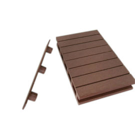 Plastic End Cover for WPC Decking Floor