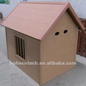 composto de plástico casa animais de estimação