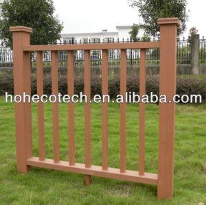 Wpc забор охранник/ограёдения древесины