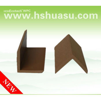 100% recycle composite ending cover 50S50