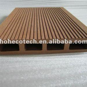 Wpc decking/flooring planks,wood plastic composite decking,wpc flooring