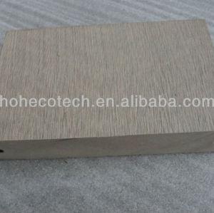 interlocking outdoor tile wpc wood plastic composite solid wpc