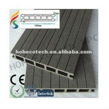 100% recycle environmental wpc decking
