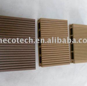 wood plastic composite decking/floor