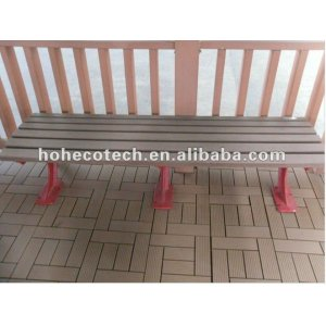 Wood plastic composite hot sale beach chairs (with certificates)