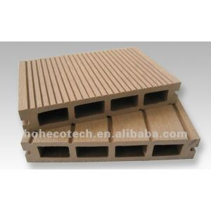 wood plastic terrace plank