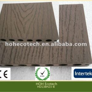 Durable eco-friendly wpc outdoor floor tile (water proof, UV resistance, resistance to rot and crack)