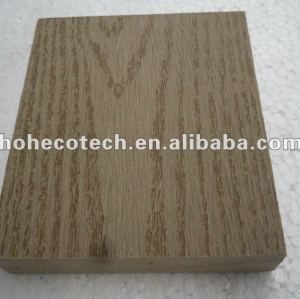 2012 Solid wpc/ wood plastic composite wpc decking