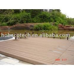 外部のデッキか床--Huasu WPC--ROHS/CE/REACH