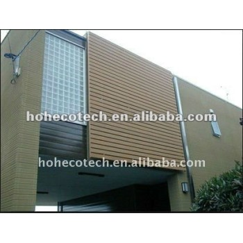 Outside wpc wall siding wood/composite outdoor wall siding