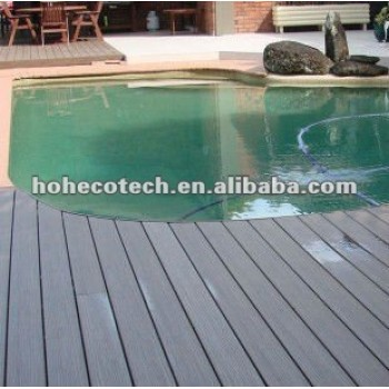 Decking wpc for swimming pool