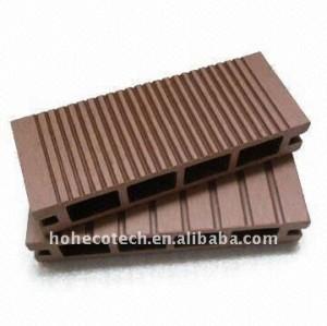 Legno plastica pavimento composito eco - amichevole wpc decking esterno