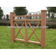 Wpcフェンス/木材のグリル