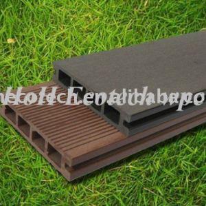 Eco-friendly wpc terrace 135H25-C