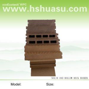 деревянный пластичный составной настил