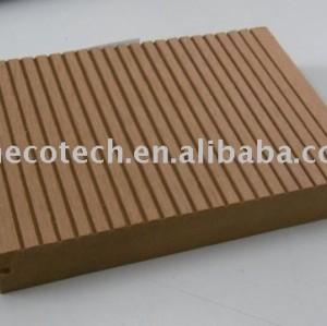 Panneau de plancher plein de WPC (ISO9001, ISO14001, ROHS, CE)