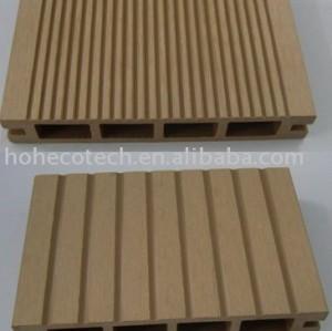 Panneau de plancher creux de WPC (ISO9001, ISO14001, ROHS, CE)