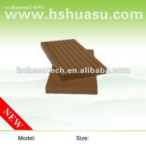 Panneau de sauna de WPC/conseil de decking/panneau diy de tuile