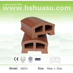 環境に優しい木製のプラスチック合成橋手すり