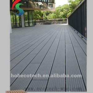 (wpc)wood plastic composite decking