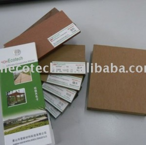 Good Quality outdoor WPC deck(ISO9001,ISO14001,ROHS,CE)