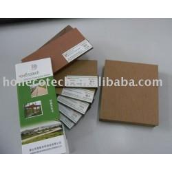 良質屋外WPCのデッキ(ISO9001、ISO14001、ROHSのセリウム)