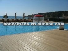 High quality swimming pool wpc decking board