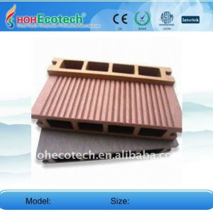 WPC flooring /floor tile Outdoor Decking Wood Plastic Composite Decking