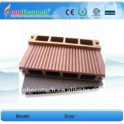 WPCのフロアーリングの/floorのタイルの屋外のDeckingの木製のプラスチック合成のDecking