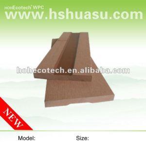 Scanalature legno wpc board sauna/wpc diy piastrellediceramica bordo