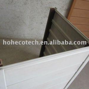 De la pequeña muestra compuesto para el panel de pared - blanco ( 156x21mm )