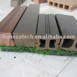 bois plastique composite pour solives de terrasse en plein air