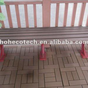 Durável eco - friendly wpc cadeira ao ar livre ( a prova de água, resistência uv, resistência à podridão e crack )
