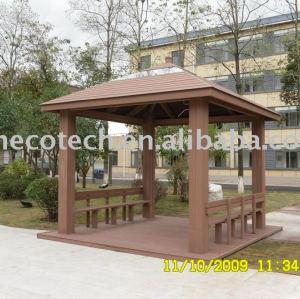 Wood Plastic Composites(WPC) Glorietta