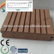 Villa/hôtel hôtel meubles! Decking de wpc platelage composite bois plastique/plancher/composite decking/plancher- anti- champignon
